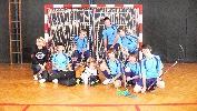 První turnaj mladších žáků přinesl jen dvě výhry