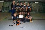 Mladší žáci zahájili sezónu druhým místem