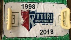 Klub slavil 20 let florbalu v Českém Krumlově